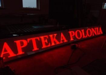 Apteka Polonia wtrakcie produkcji