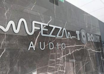 szyld Fezz Audio Toroidy naścianie