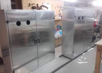 szafy elektryczne wtrakcie produkcji 5